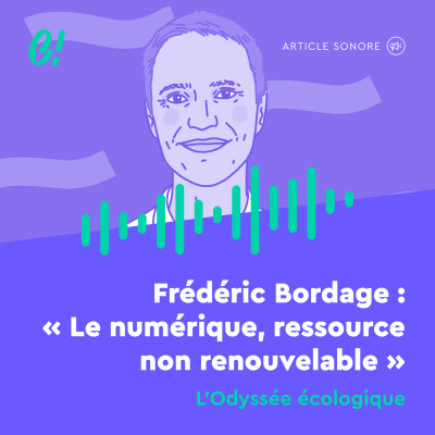 Chut! N°4 L'Odyssée écologique : entretien avec Frédéric Bordage, fondateur de GreenIT cover