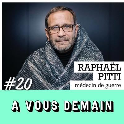 #20 l Raphaël Pitti : un médecin français au coeur de la rébellion syrienne cover