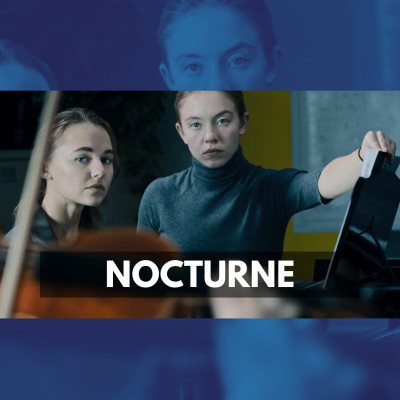 Nocturne (Welcome to the Blumhouse) cover