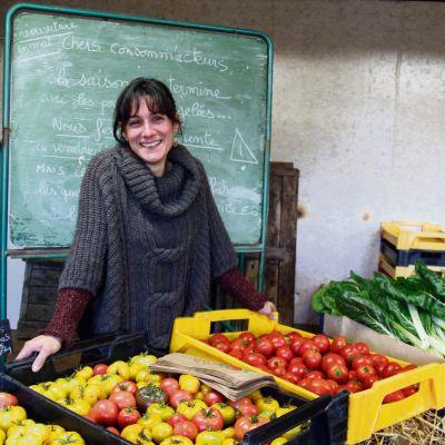 #2050 - Ep.72 - Pour une transition alimentaire avec Karen Yvan cover