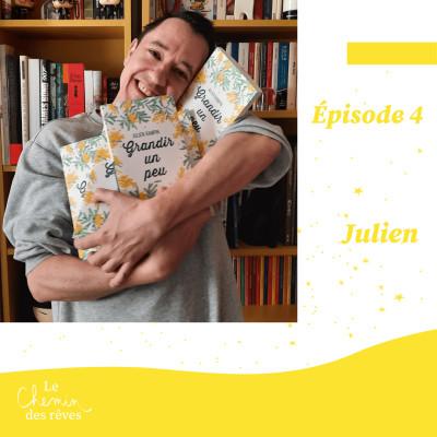 Épisode 4 : Julien cover