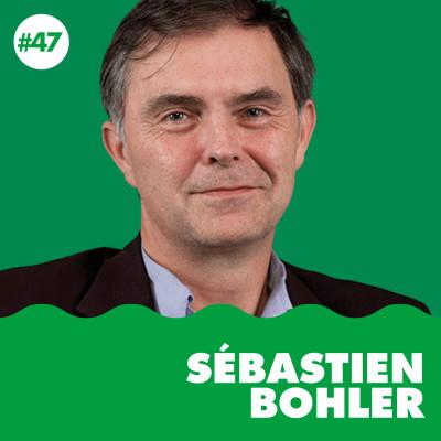 Épisode 47 - Neurosciences : notre cerveau ennemi de la planète ? Sébastien Bohler cover