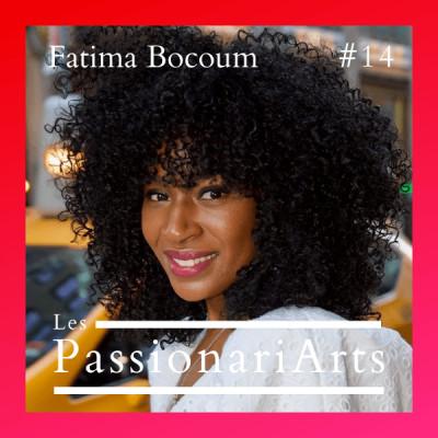 #14 Fatima Bocoum, entrepreneure et curatrice - Comme une lettre ouverte cover