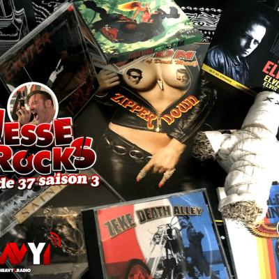 Jesse Rocks #37 Saison 3