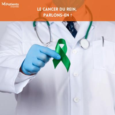 PODCAST 100 - Le cancer du rein, parlons-en ! cover
