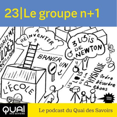 #23 Le groupe n+1 cover