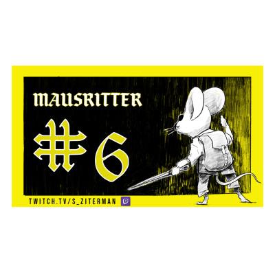 #JDR - Mausritter 🐭  Malin comme un renard #6 cover