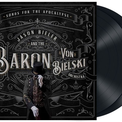 213Rock Podcast Harrag Melodica Interview with Jason Bieler And the Baron Von Bielski Orchestra New album Songs For The Apocalypse Out the J cover