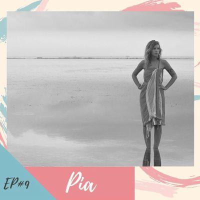 Pia, Devenir tatoueuse et ouvrir un coffeeshop après un an de tour du monde cover