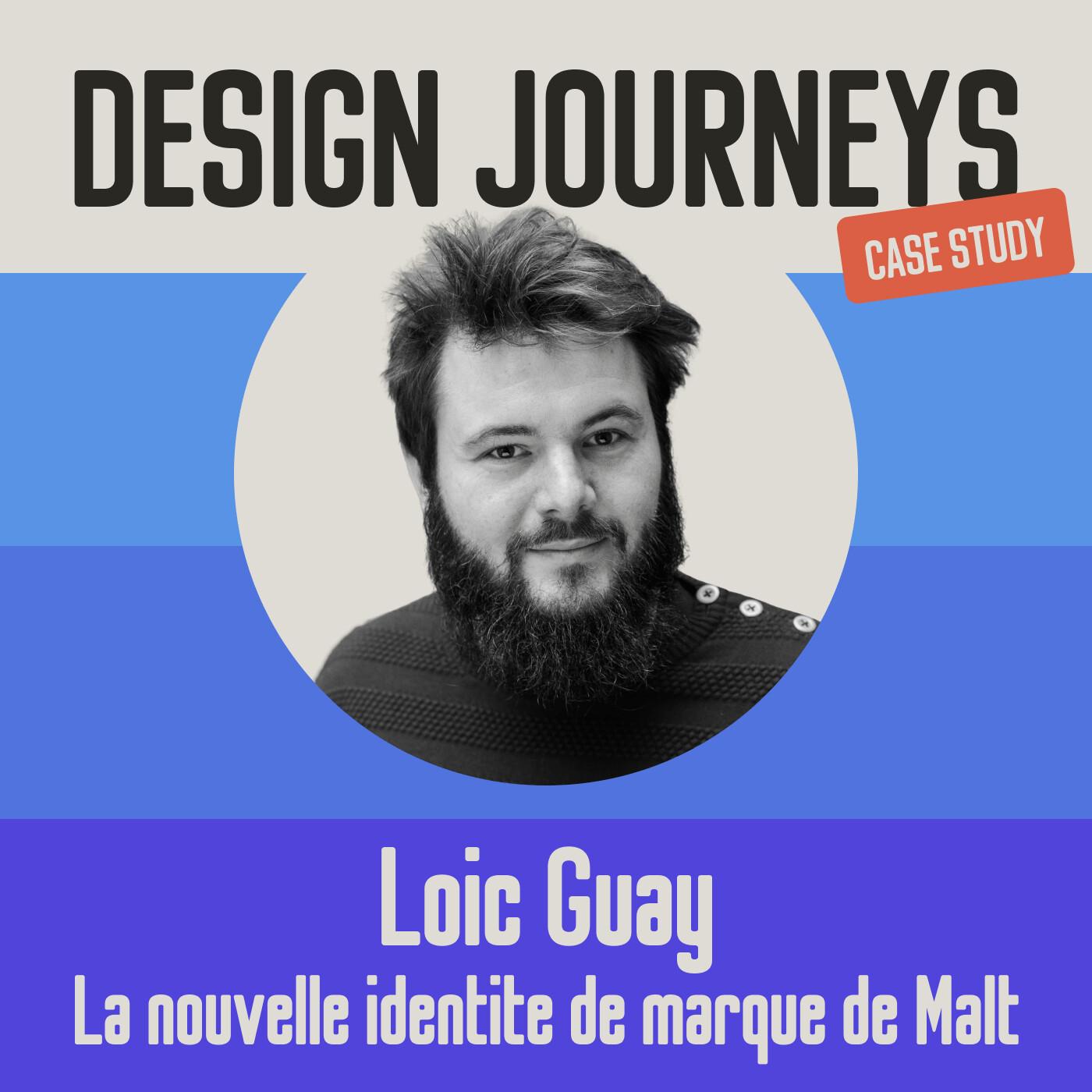 Case Study #1 Loïc Guay - La nouvelle identité de marque de Malt