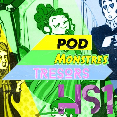 Pod Monstres Trésors - HS1 : I Cum Blood [Jane Austen & Moi] cover