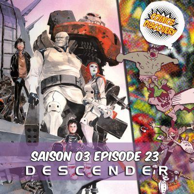 image ComicsDiscovery S03E23: Descender