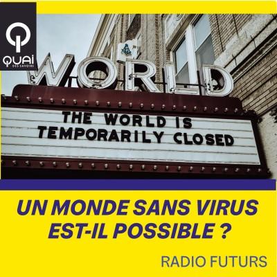 Un monde sans virus est-il possible ? cover