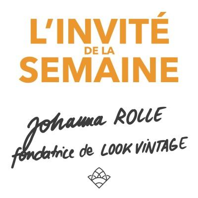 (invité #13) Johanna Rolle, fondatrice de la friperie LOOK Vintage cover