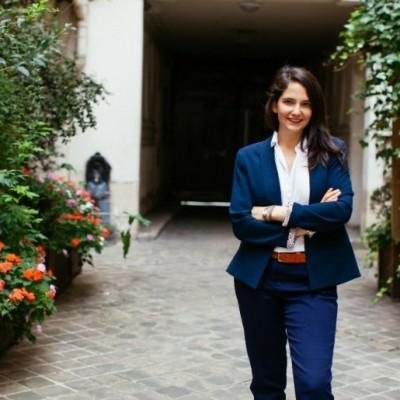 #1 - Camille Rumani - comment le coaching a changé ma vision et mon rôle de dirigeante cover
