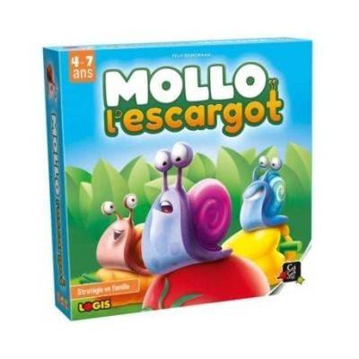 [Ep. 12] Mollo L'escargot - Le KIDS de Janvier cover
