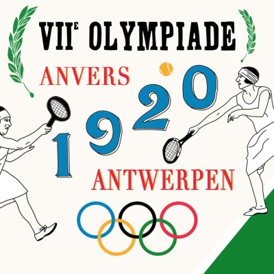 Jeux Olympiques 1920 - Anvers cover