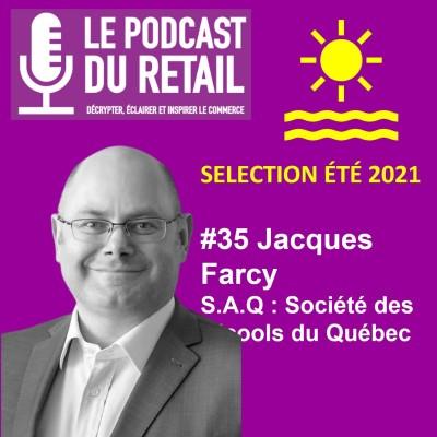 #35 SELECTION ETE JACQUES FARCY, Vice-Président SAQ cover