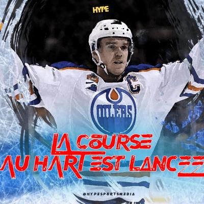 HYPE PODCAST NHL : CONOR MC DAVID ET LA COURSE AU HART SONT LANCEES ! cover