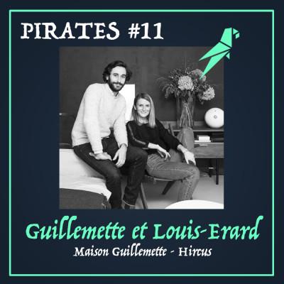 11. Maison Guillemette et Hircus - Couple d'entrepreneurs : pour le meilleur ou pour le pire? cover