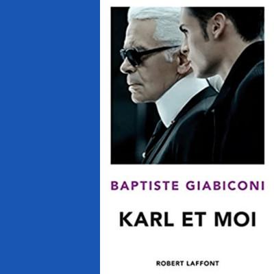 Karl et moi (extrait du livre de Baptiste GIABICONI) cover