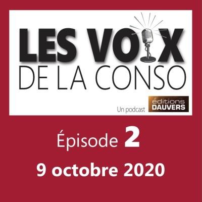 Les Voix de la Conso Episode #2 cover
