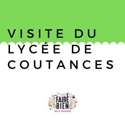 [Visite du Campus métiers nature de Coutances 1/2] Benoît BULOT - Directeur du Campus Métiers nature de Coutances cover