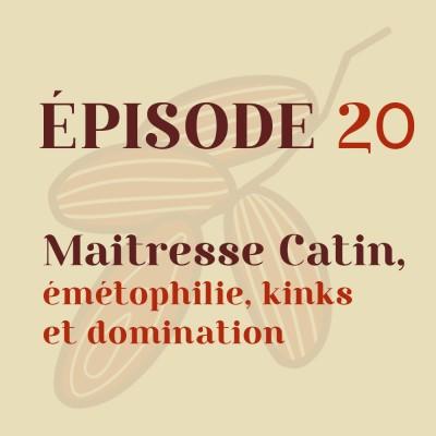 Maitresse Catin, émétophilie et ki cover