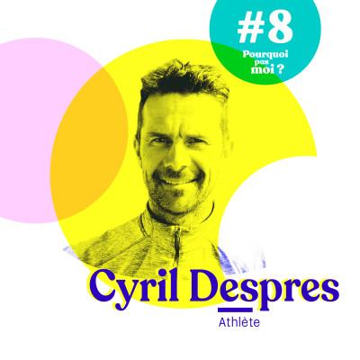 #8 Cyril Despres - Du mécano au pilote de moto puis de voiture - le parcours d'un champion du Dakar cover
