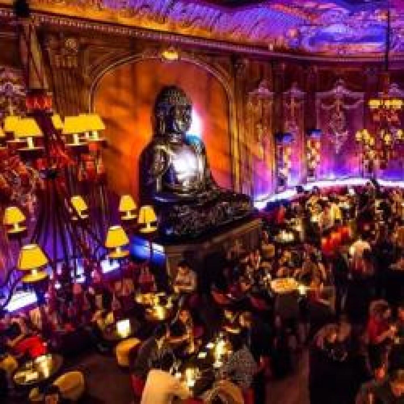 FG INVITE : LE BUDDHA BAR DE MONTE CARLO