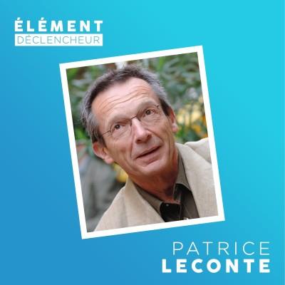 Patrice Leconte, réalisateur, scénariste, écrivain cover