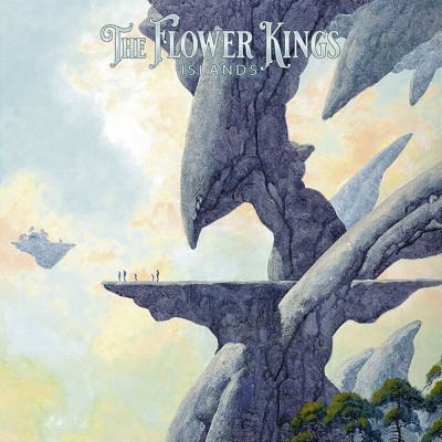 213Rock Podcast Harrag Melodica Interview with Roine Stolt of Flower Kings New album Islands Out 30th cover