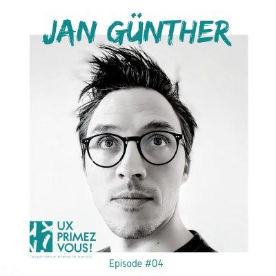 #04 - Jan Günther : Les outils et la mise en place de la facilitation graphique cover