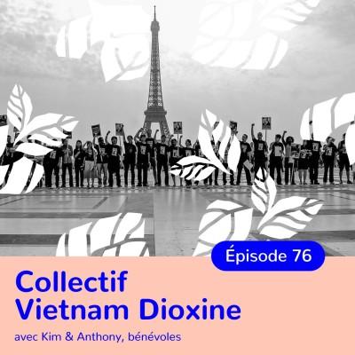 Collectif Vietnam Dioxine, le dernier combat de Tran To Nga contre Monsanto cover