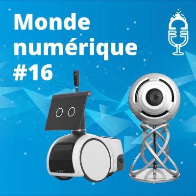 #16 Amazon lance un robot pour la maison - Cabasse fête ses 70 ans cover