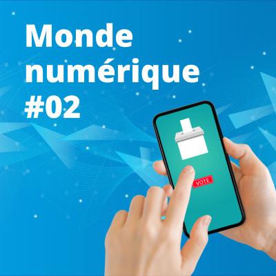 #02 : Et si on votait par Internet grâce à la blockchain ? cover