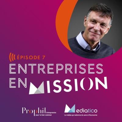 Jean Hornain : « L'entreprise à mission donne un nouveau souffle à Citéo » cover