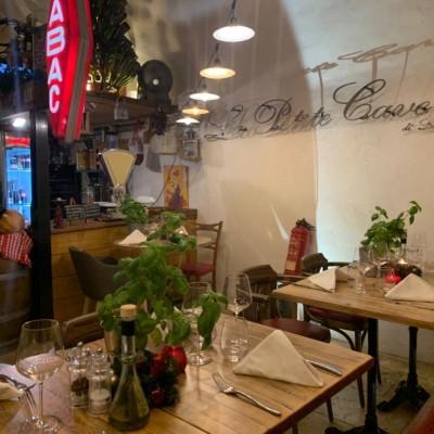 Restaurant La Petite Cave di San Giovanni | Gémenos cover