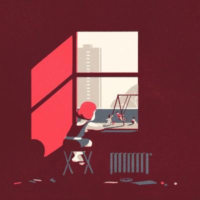 [replay] Tom Haugomat, illustrateur de la contemplation cover