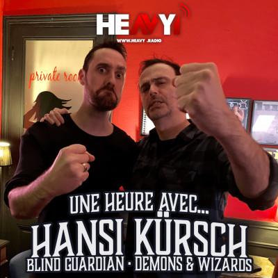 Une heure avec... Hansi Kürsch