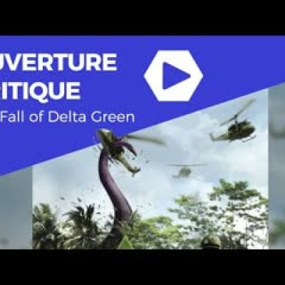 Ouverture Critique - The Fall of Delta Green (Pelgrane Press)