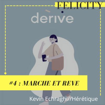 #4 : Marche et rêve cover