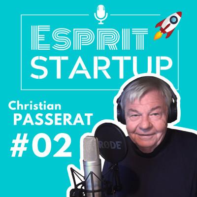 #02. Christian Passerat - L'art d'assurer en tant que courtier pendant plus de 30 ans cover
