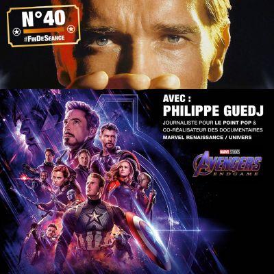 image #40 AVENGERS ENDGAME : Salut les Musclés ! Invité : Philippe Guedj (Le Point Pop et co-réal des docus Marvel Renaissance / Univers)