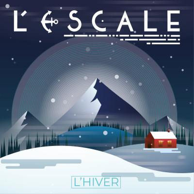 L'Escale #1 - L'Hiver cover