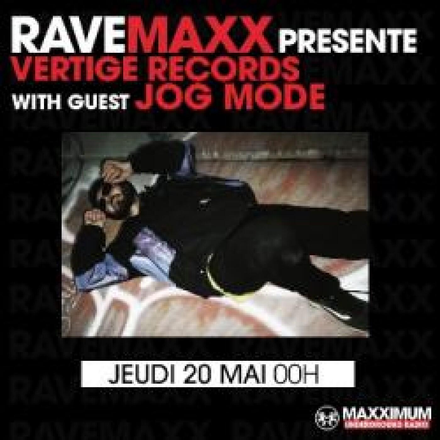 RAVEMAXX : JOG MODE