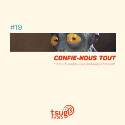 image Confie-nous tout #19 avec Jean Fromageau : Aesop Rock