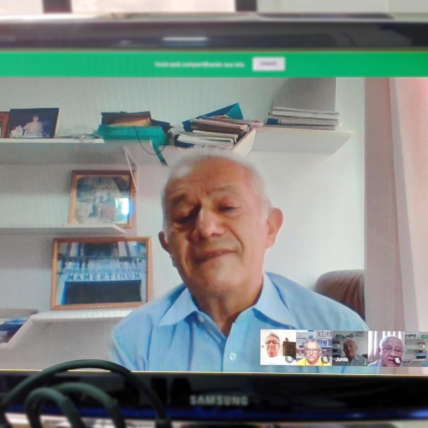 772 - Transfiguração e Reencarnação com Dr. Benedito Figueiredo