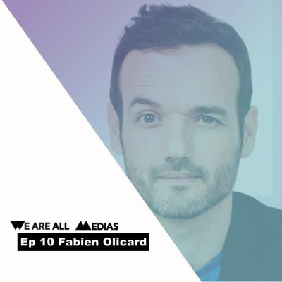 Ep 10 - Fabien Olicard - L'histoire du youtuber aux 1,5 millions d'abonnés qui cherchait l'émerveillement dans les yeux de son audience cover