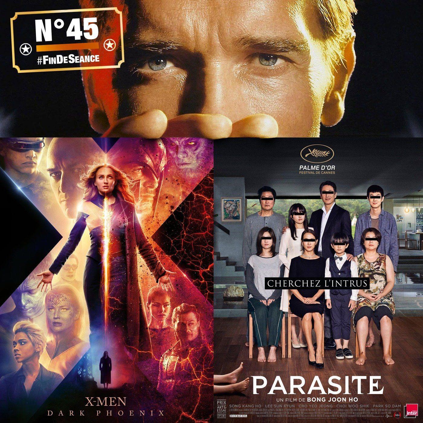 #45 X-MEN : DARK PHOENIX & PARASITE : Viens chez moi... j'habite chez une mutante !